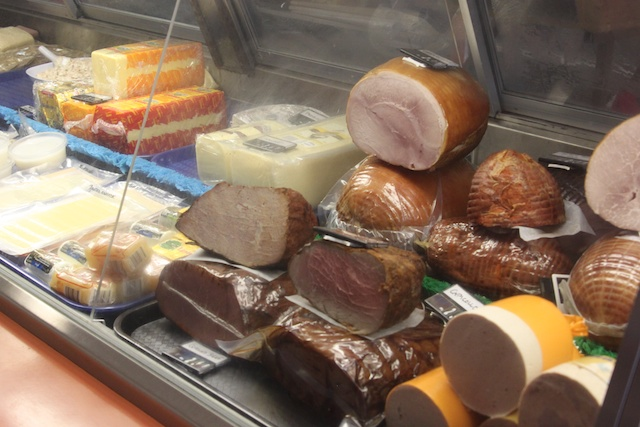 A small section of our rich selection of fresh goodness